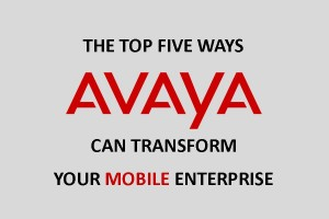 avaya phone system mobile enterprise