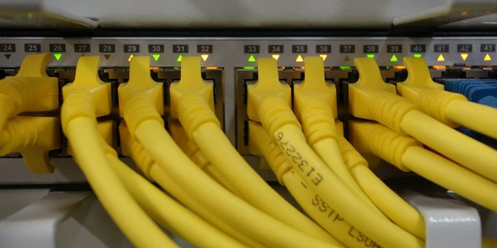 Network Data Cabling Houston